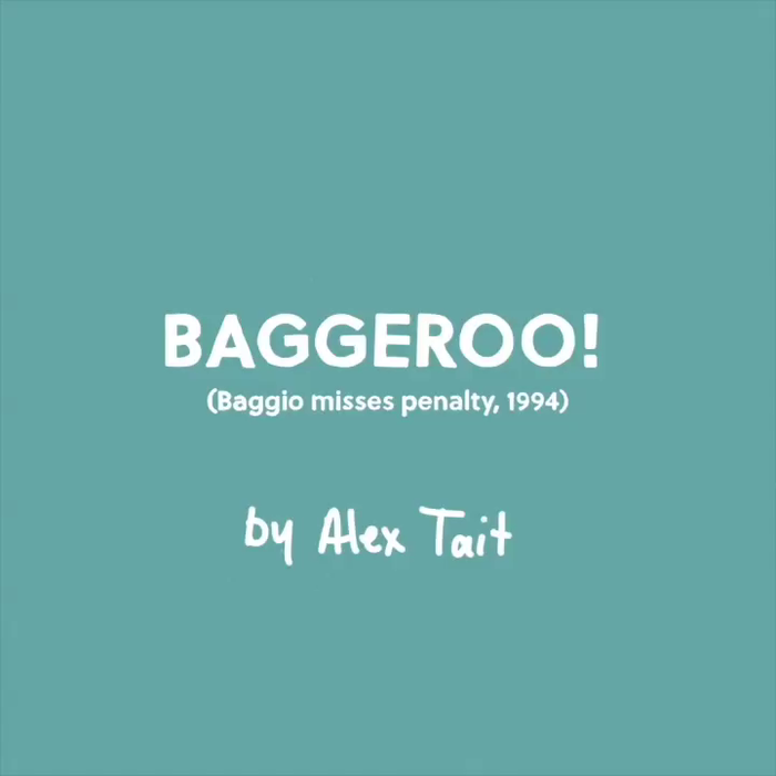 Baggeroo! by Alex Tait