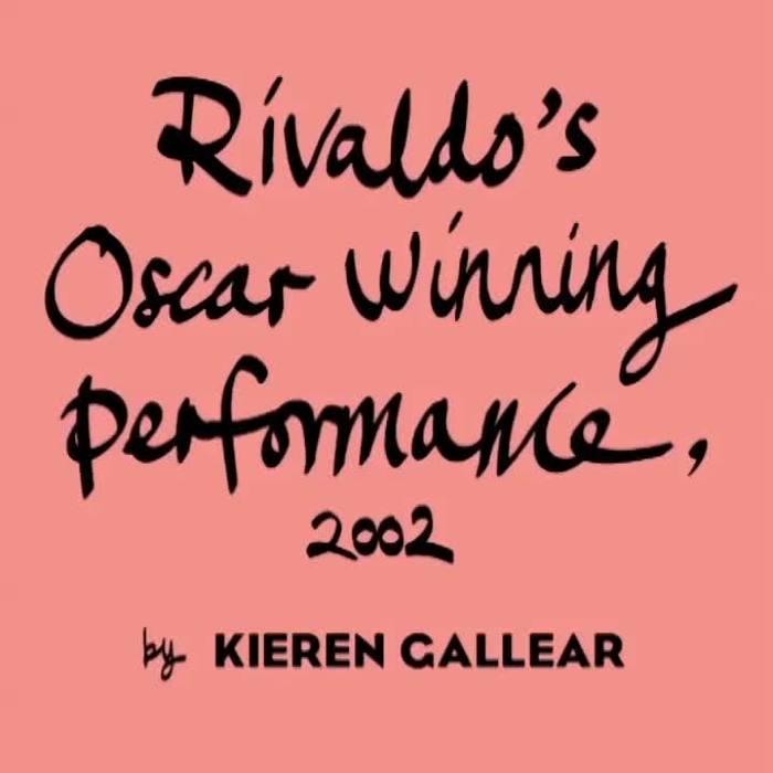 Rivaldo's Oscar Winning Performance by Kieren Gallear
