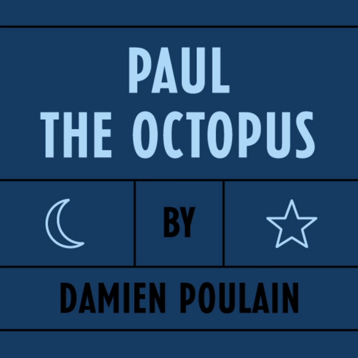 Paul The Octopus by Damien Poulain
