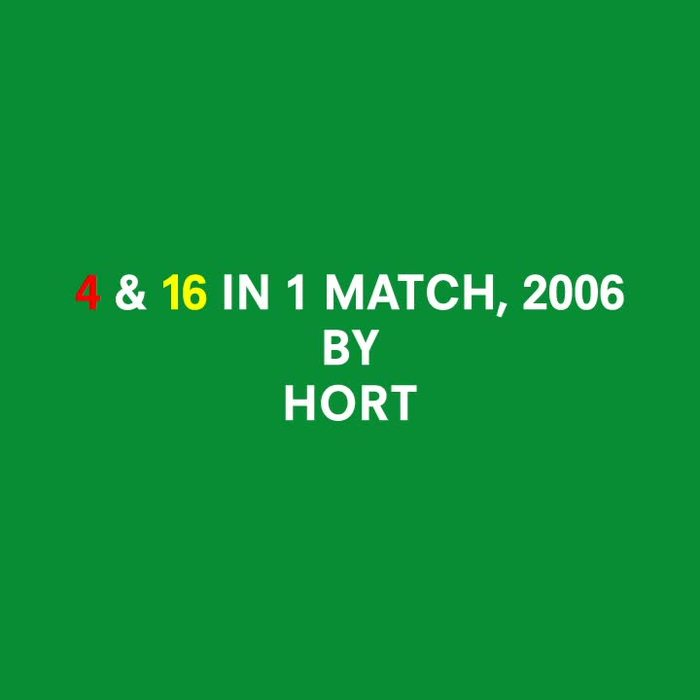 4 & 16 in 1 Match by HORT