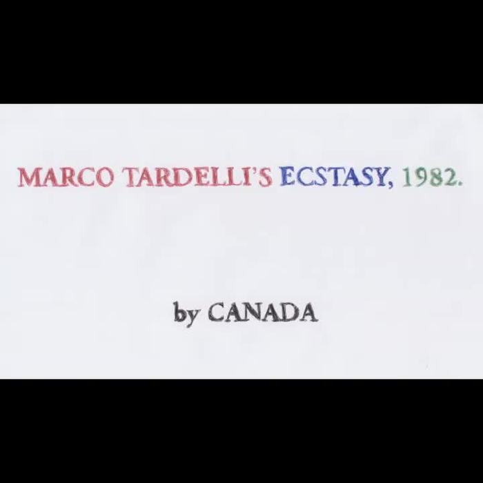 Marco Tardelli's Ecstasy by CANADA