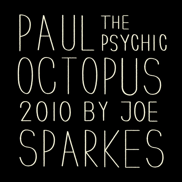 Paul The Psychic Octopus by Joseph Sparkes