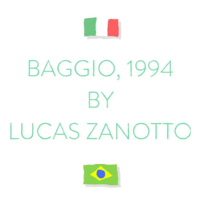 Baggio  by Lucas Zanotto