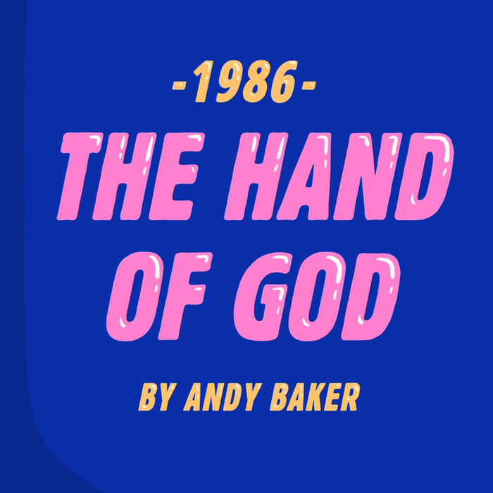 Hand of God by Andy Baker