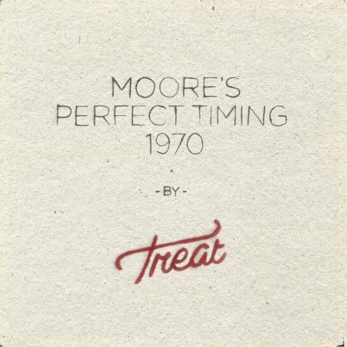 Moore's Perfect Timing by Treat Studio