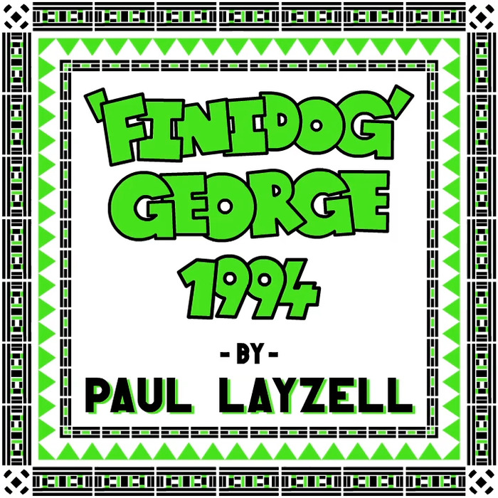 Finidog George by Paul Layzell